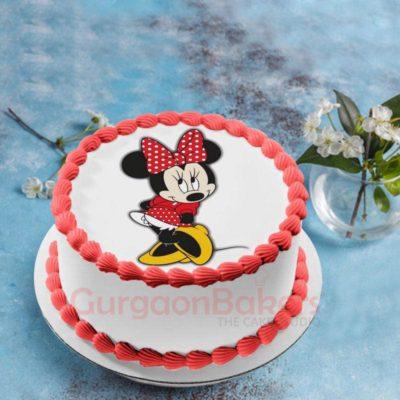 fashionista-minnie-cake