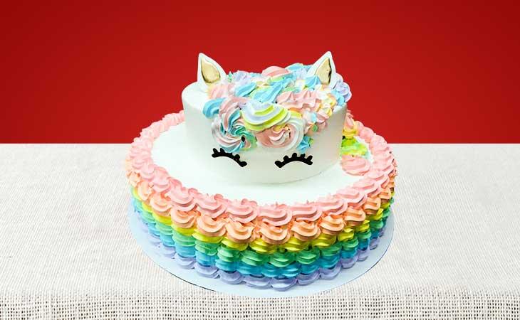 Order the BEST Unicorn Cake in Gurgaon