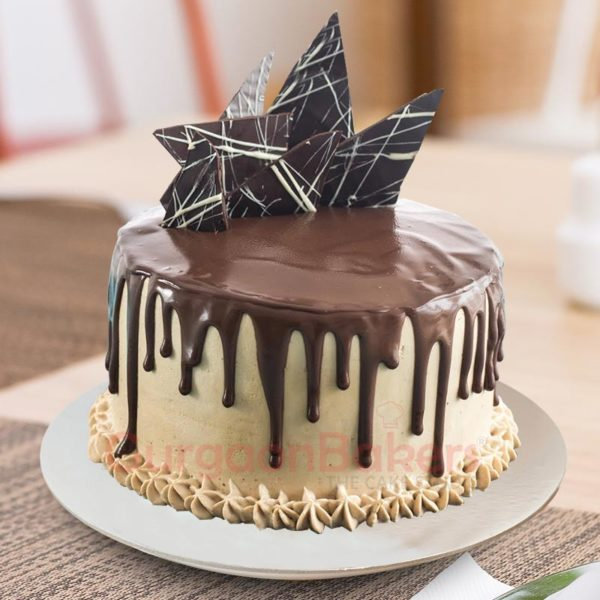 Chocolate Drizzle Cake