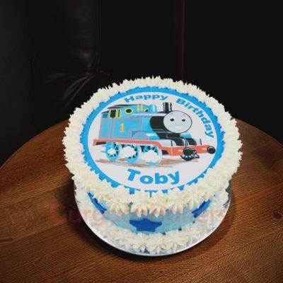 Classic Thomas the Tank Engine Cake
