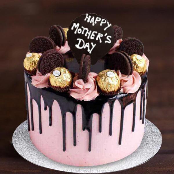 oreo ferro rocher chocolate cake 1