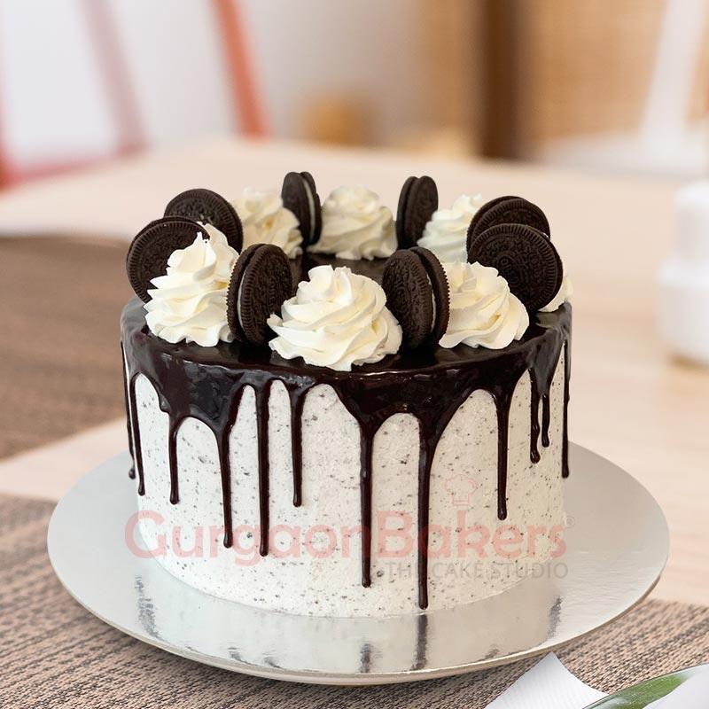 Oreo Mini Chocolate Cake