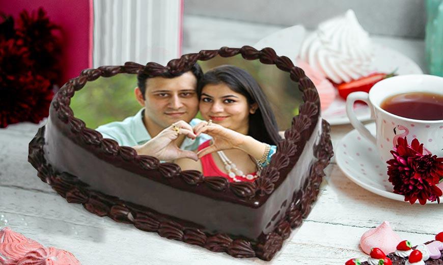photo cakes in gurgaon