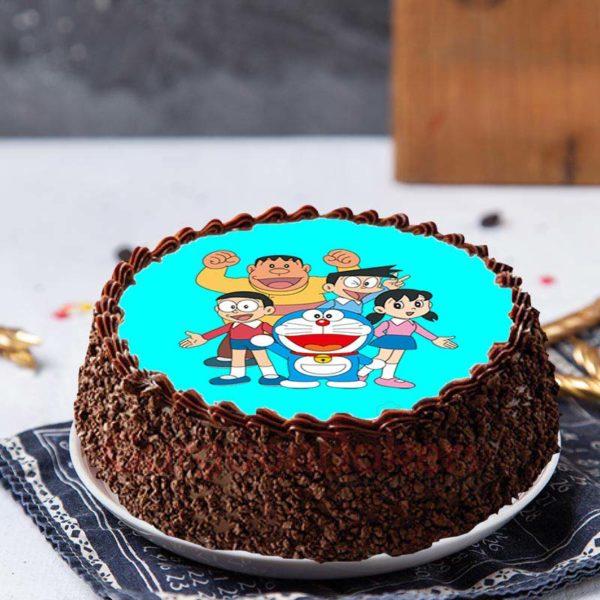 doremon-and-friends-cake