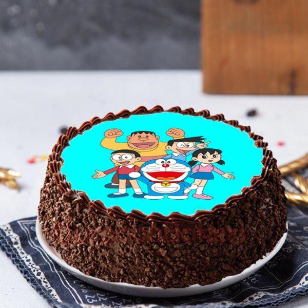 Doremon & Friends Cake