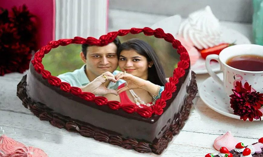 valentine day cake delivery in gurgaon india 1
