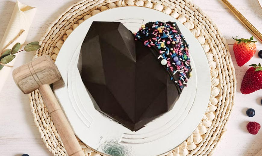 Why is it called a pinata cake