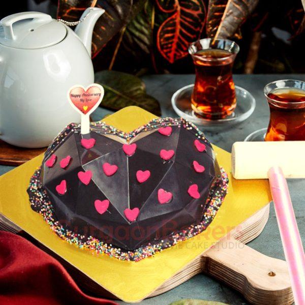 Viral Pinata Cake