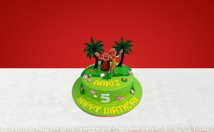 Motu Patlu Cakes