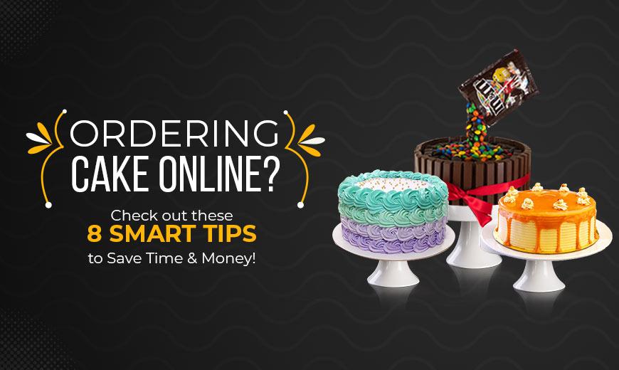 Ordering-Cake-Online in Gurgaon