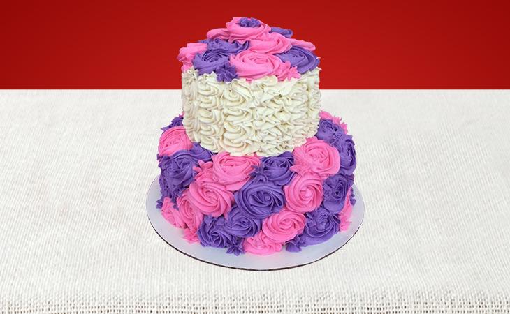 Tier Birthday Cakes