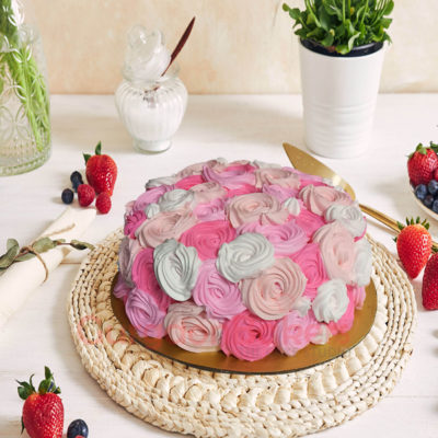 Dreamy Pink Wink Cake