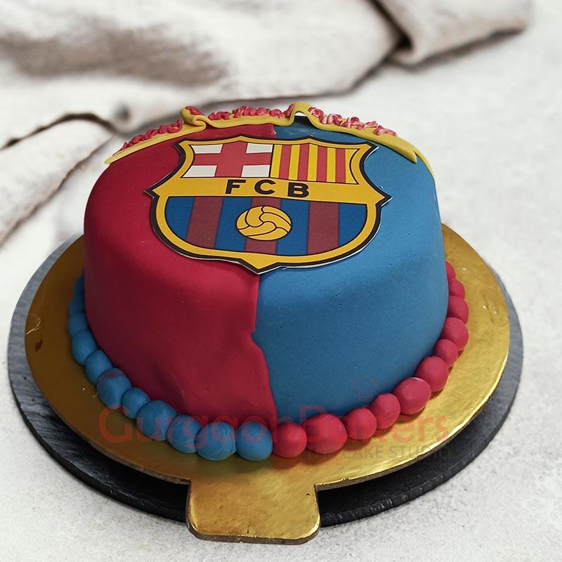 Show your Pride Football Cake