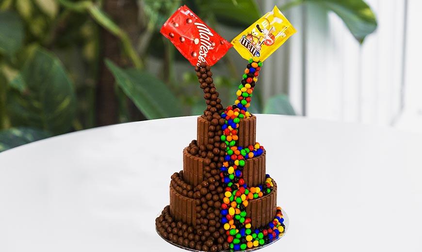 Anti-gravity-Cake