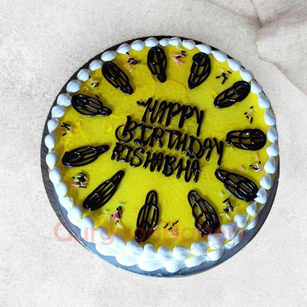 Pineapple Bonkers Cake