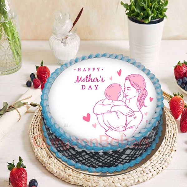 Pinkalicious Mother's Day Cake