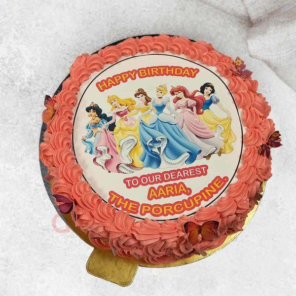 Royal Princess Cake