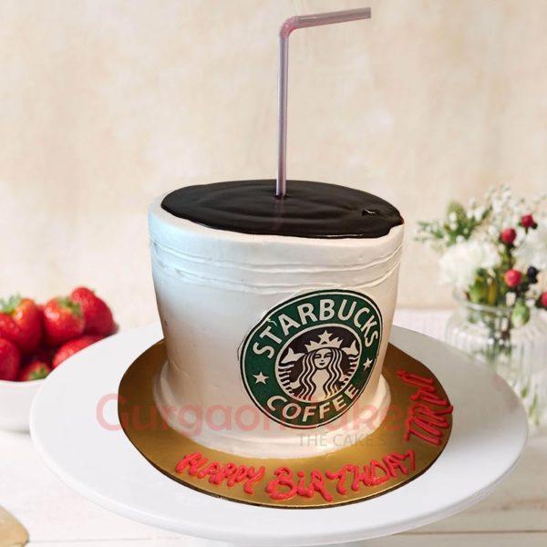 Stunning Starbucks Mug Coffee Cake