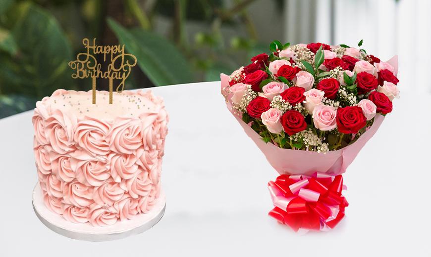 flower-cake-combos-for-birthdays