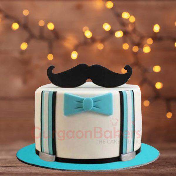 Perfect Gentleman Cake