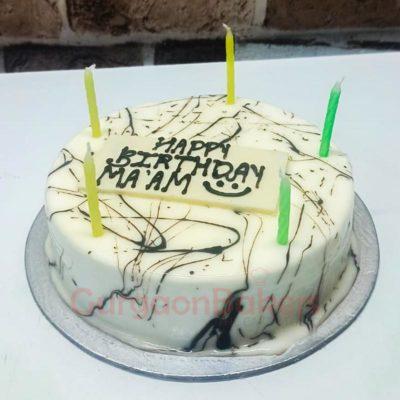 Moondance Cake front